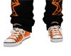 RS Ornge Spider Converse