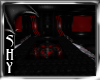 Gothic Red Dragon Room