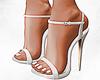 IDI White Sandals