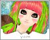 .Y. Lita Hair ~ Gagulime