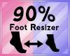 BF- Foot Scaler 90%