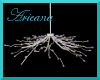 Lilac Willow Chandelier