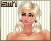 SM1 Pigtails gold Blonde