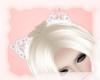 A: Lace cat ears