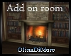(OD) Library add on room