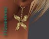 FLS Gilded Bloom Earring