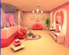 Valentines room