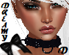 Black Sparkle Collar