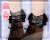 yʍ! Lace Socks Add 1