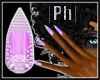 Ph SOLEIL NAILS LAVENDAR