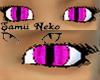 purple demon eye