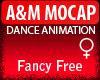 A&M Dance *Fancy Free*
