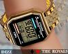 !D!  Kylie Gold Watch!
