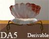 (A) Sea Shell Sofa