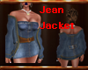 Casual Jean Jacket
