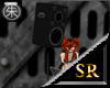 SR stand speaker