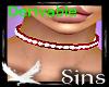 Pearls Choker -Derivable