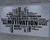 Gym! Poster wall Fitness