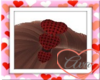Headband Hearts Red 2