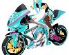 Miku's Motorcycle