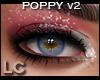 LC Poppy Smokey Pink Eye