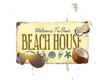 Cute Beach Sticker