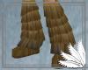 Saxon Fur Boots