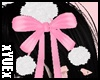 *Y* Pink Hair Bow