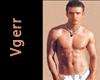 Sexy Shirtless Guy Postr