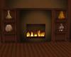 Dawn Hanging Fireplace