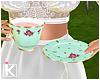 |K 🍃 Teacup Rose Tea