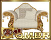 QMBR Baroque Chair Cream