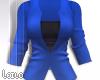 ! L! Blue Black Jacket