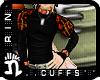(n)Rin Buckle Cuffs