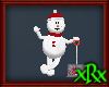 Christmas Snowman Shovel