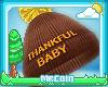 🔻Gobble Baby Hat