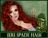 [ER] Spade Hair Firiah
