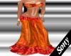 *DS*Dress> Orange