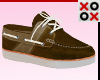 Brwn Dockside Boat Shoes