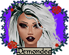 Morgana White&Dark Teal