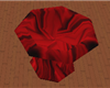 CAN Blood Red Vase