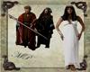Moses & Cleopatra Filler