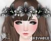 Y' Flower Crown