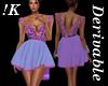 !K! Spring Floral Dress1