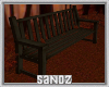 S. Garden Bench