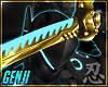 忍 Genji CG Dragonblade