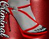 Demon Red Heels