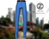 >ZL0< Azure Kurta Pants