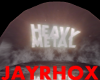HEAVY METAL  DOME LIGHT