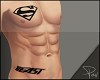 !P! Superman&Beast Tat.
